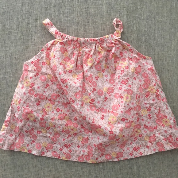 GAP Other - Pink floral top